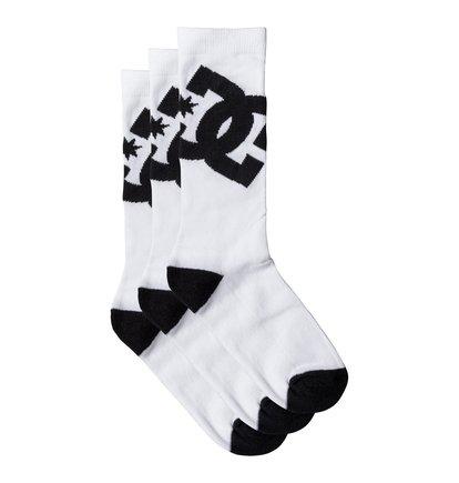 DC 6 - Crew Socks, 3 Pack  ADYAA03047