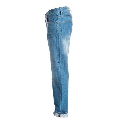 Dcshoes Мужские свободные джинсы Kalis Denim Kalis Denim Roomy Fit Jeans