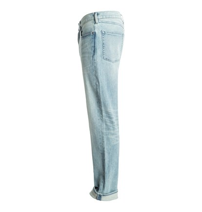 Dcshoes Прямые джинсы Chris Cole Stone Wash