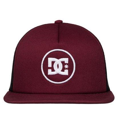 Dcshoes Мужская бейсболка Pillfull с традиционной регулировкой размера snapback Pillfull Snapback Hat