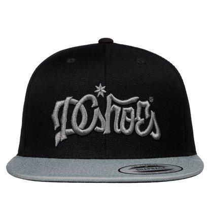 Dcshoes Мужская бейсболка 123 Klan Snapback с традиционной регулировкой размера 123 Klan Snapback Snapback Hat