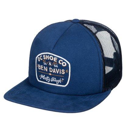 Ben Davis X DC Tough Trucker - Trucker Cap  ADYHA03288