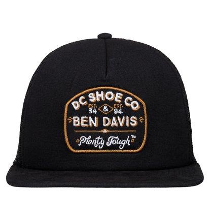 Dcshoes ������� ��������� Ben Davis x DC Tough Trucker Ben Davis X DC Tough Trucker Trucker Hat