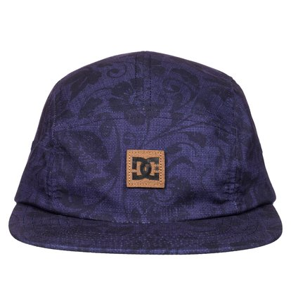 Stover - Camper CapThe classic camper cap for men gets an upgrade this season with brocade-inspired prints, a modern take on the richly decorative textile. Crafted from polyester twill with an all-over sublimated print, it comes complete with adjustable closure for the perfect fit.<br>
