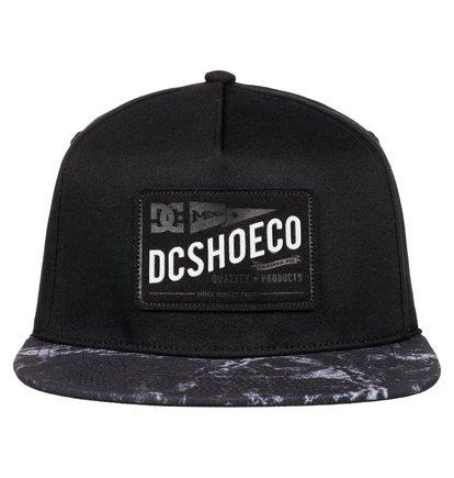 Бейсболка Leatherstan Snapback от DC Shoes