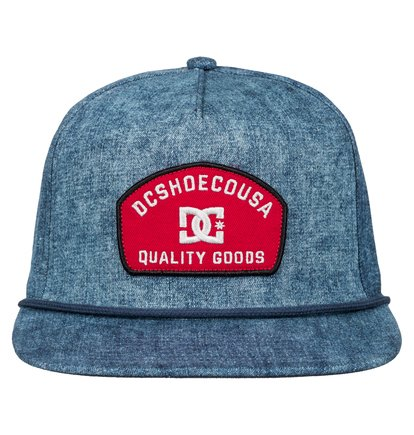 Бейсболка Denimo Snapback Dcshoes