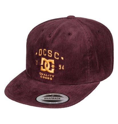 Cordbank - Snapback Cap  ADYHA03430