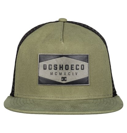 Бейсболка Workstill Trucker Dcshoes