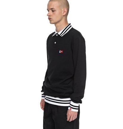Рубашка-поло с длинным рукавом Skate