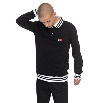 Skate - Long Sleeve Polo Shirt  ADYKT03106