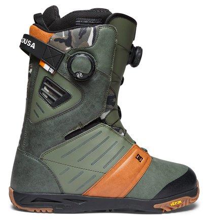 Купить Сноубордические ботинки Judge - Бежевый, DC Shoes, Верх — синтетика / Подкладка — текстиль / Подошва — полимер EVA