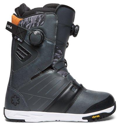 Купить Сноубордические ботинки Judge - Серый, DC Shoes, Верх — синтетика / Подкладка — текстиль / Подошва — полимер EVA