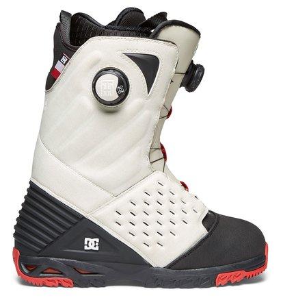 Купить Сноубордические ботинки Torstein Horgmo - Белый, DC Shoes, Верх — синтетика / Подкладка — текстиль / Подошва — полимер EVA