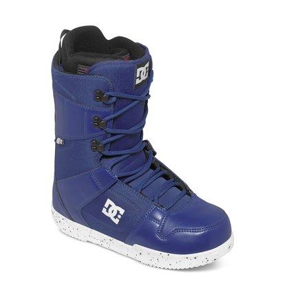 PhaseМужские сноубордические ботинки Phase из сноубордической коллекции DC Shoes. ХАРАКТЕРИСТИКИ: традиционная шнуровка, подошва Foundation UniLite, внутренний сапог Red, базовая стелька Snow Basic.<br>
