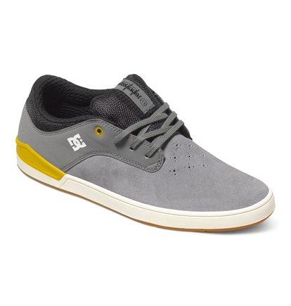 Mikey Taylor 2 S Low Top Skate ShoesНизкие мужские кеды Mikey Taylor 2 S от DC Shoes. <br>ХАРАКТЕРИСТИКИ: авторская модель Майки Тэйлора, новый стабилизатор пяточной области, удобная и амортизирующая межподошва UniLite™, минималистичный нос, перфорированный узор в стиле строгих мужских туфель, прочная замша Super Suede.<br>СОСТАВ: верх – кожа / подкладка – текстиль / подошва – каучук.<br>