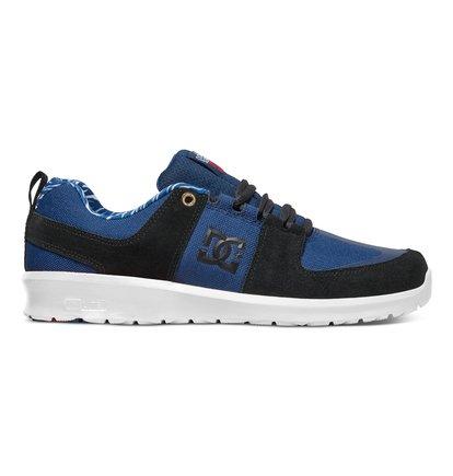 0 Lynx Lite Deft Family - Low Top Shoes Black ADYS100308 DC Shoes