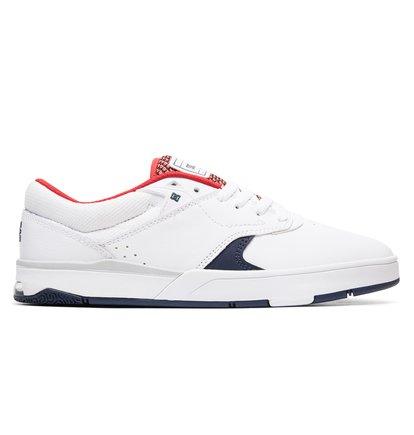 Купить Скейтовые кеды Tiago S - Белый, DC Shoes