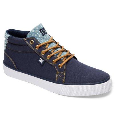 Высокие кеды Council TX SE dc men s council mid tx skate shoe