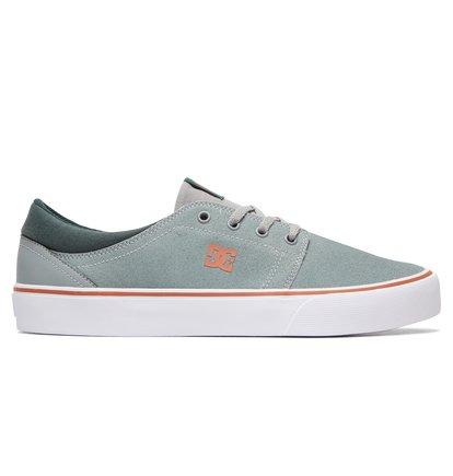Купить Кеды Trase SD - Зеленый, DC Shoes