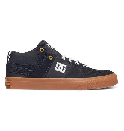 Lynx Vulc Mid - Chaussures - Noir - DC Shoes