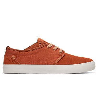 Baskets Tonik Dc, Chaussures De Skate Pour Les Adultes, Unisexe - Rouge Foncé, Taille: Ue 45