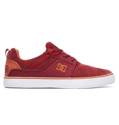 Купить Кеды Heathrow Vulc - Красный, DC Shoes