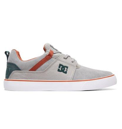 Купить Кеды Heathrow Vulc - Серый, DC Shoes