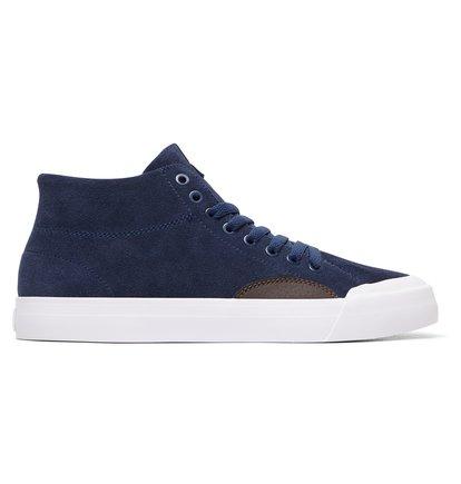 Купить Высокие скейтовые кеды Evan Smith Hi Zero S - Синий, DC Shoes