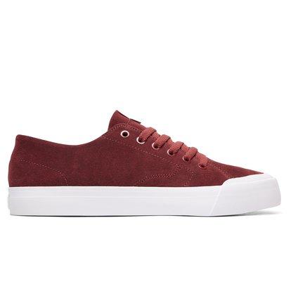 Купить Скейтовые кеды Evan Lo Zero S - Красный, DC Shoes