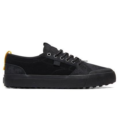 Evan Smith Lo WNT - Chaussures d'hiver pour Homme - Noir - DC Shoes