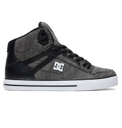 Pure WC TX SE - Chaussures montantes pour Homme - Black/Grey/White - DC Shoes