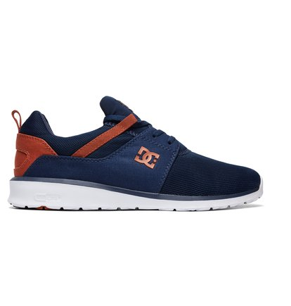 Heathrow - Baskets - Bleu - DC Shoes