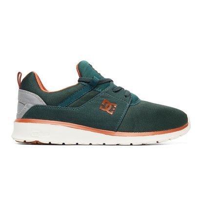 Heathrow - Baskets - Vert - DC Shoes