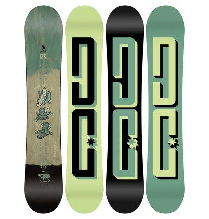 PBJ - Snowboard - Gris - DC Shoes