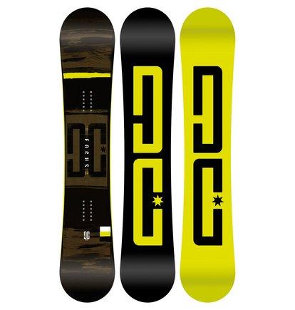 Focus - Snowboard - Gris - DC Shoes