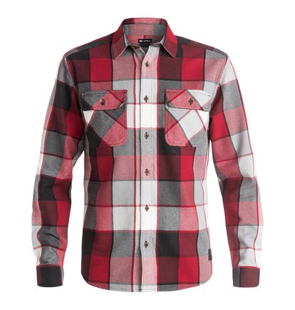 Kalis Plaid - Long Sleeve Shirt  ADYWT03054