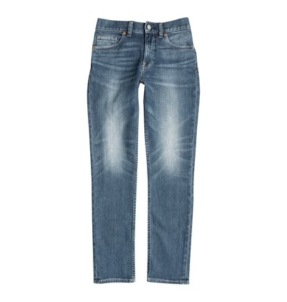 Washed Light Stone - Slim Fit Jeans  EDBDP03018