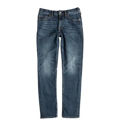 Washed Medium Stone - Slim Fit Jeans  EDBDP03028