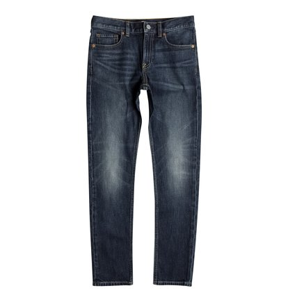 Washed Medium Stone - Skinny Jeans  EDBDP03032