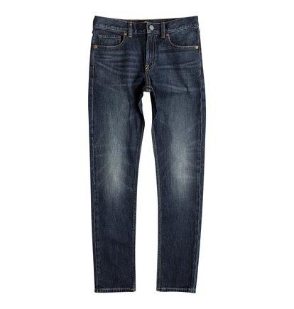 Washed Medium Stone - Skinny Jeans  EDBDP03032