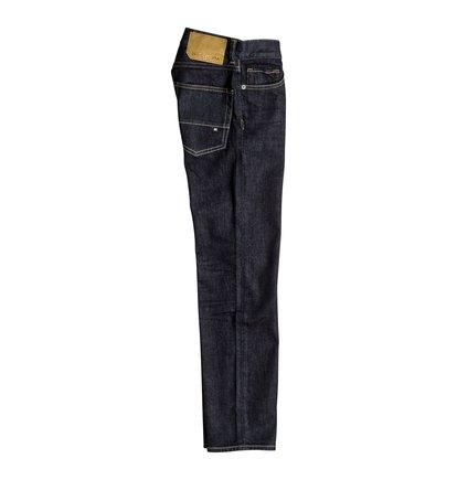 Прямые джинсы Worker Indigo Rinse