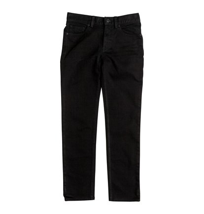Worker Black Rinse - Slim Fit Jeans  EDBDP03035