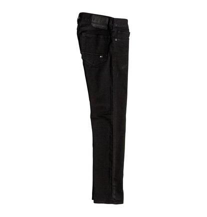 Узкие джинсы Worker Black Rinse