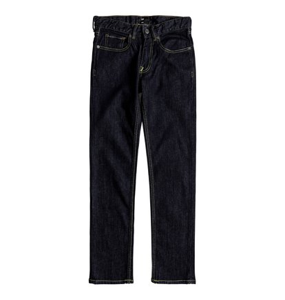 Worker Indigo Rinse Slim - Slim Fit Jeans  EDBDP03036