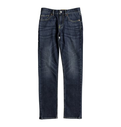 Worker Medium Stone - Slim Fit Jeans  EDBDP03047