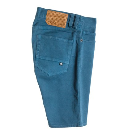 Worker Color Straight Shorts Boy