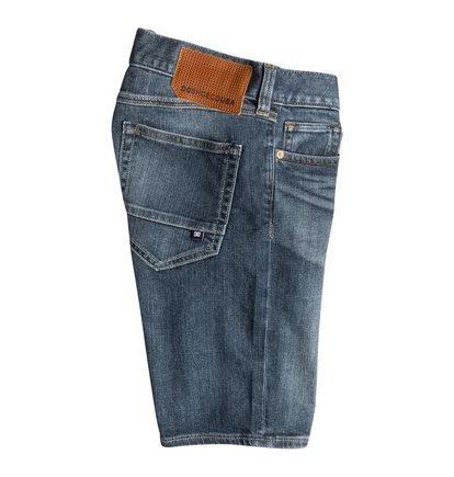 Washed Straight - Denim Shorts от DC Shoes