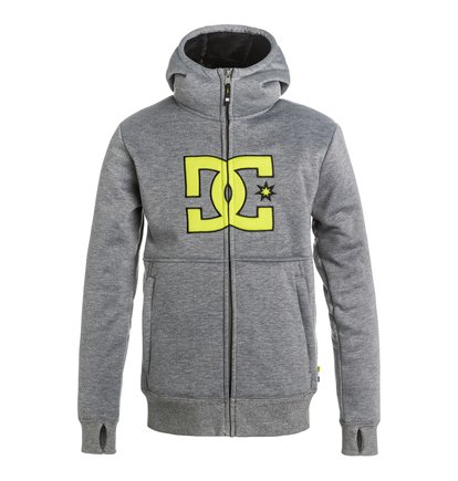 Billions - Zip-Up Riding Hoodie  EDBFT03080