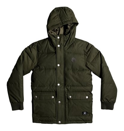 Aydon - Padded Hooded Jacket  EDBJK03023