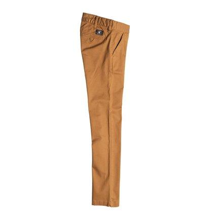 Узкие брюки чинос для мальчиков Worker